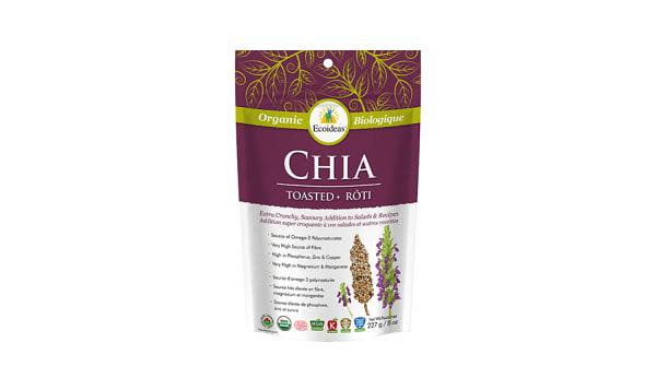 Organic Toasted Chia