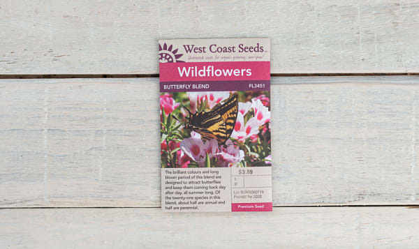 Butterfly Seed Blend