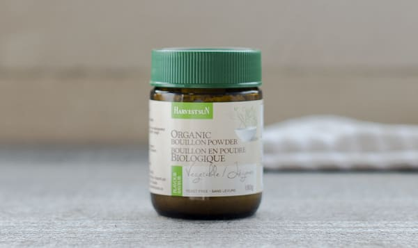 Organic Vegetable Broth Powder