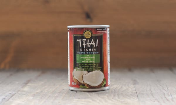 Thai Kitchen Organic Coconut Milk Lite 400ml Shop At Spud Ca