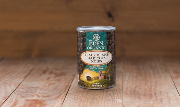 Organic Black Beans - BPA Free