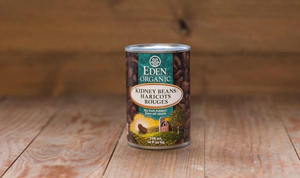 Organic Kidney Beans - BPA Free