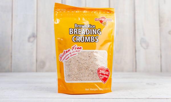 Organic Brown Rice Bread Crumbs