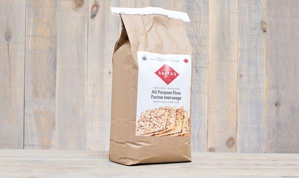 Organic All Purpose Unbleached Flour