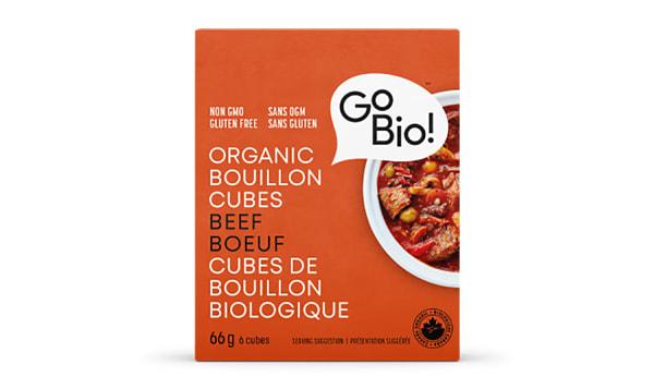 Organic Beef Bouillon Cubes