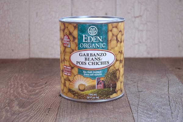 Organic Garbanzo Beans - BPA Free