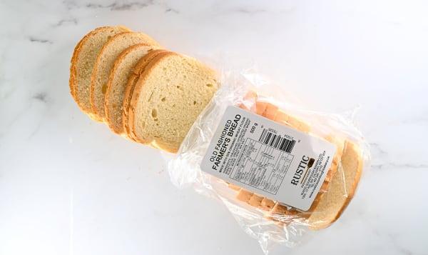Organic Old Fashioned Farmers Bread