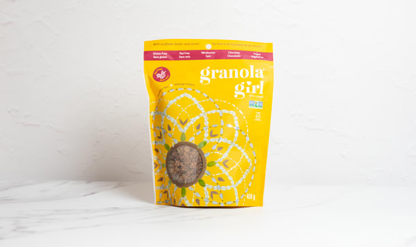 Sunshine Mix Granola