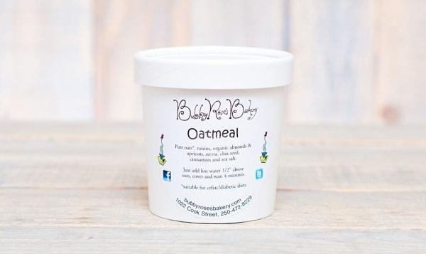 Oatmeal Cup
