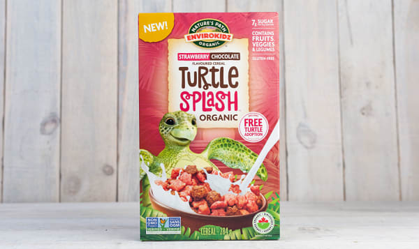 Organic Turtle Splash