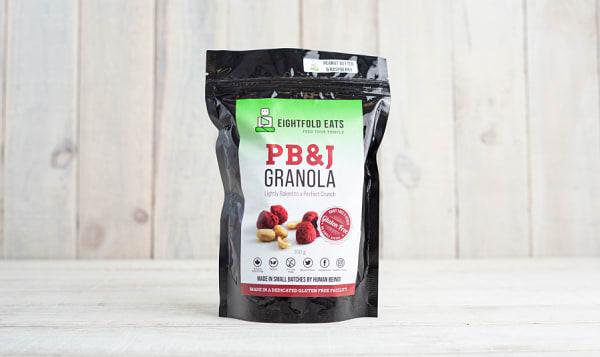 PB & Jelly Granola
