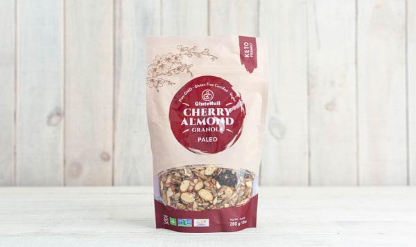 Keto Friendly Cherry Almond Granola