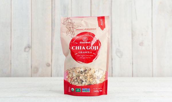 Organic Chia Goji Granola
