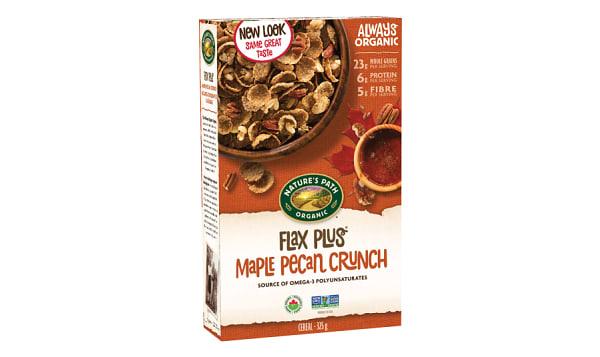 Organic Flax Plus Maple Pecan Crunch