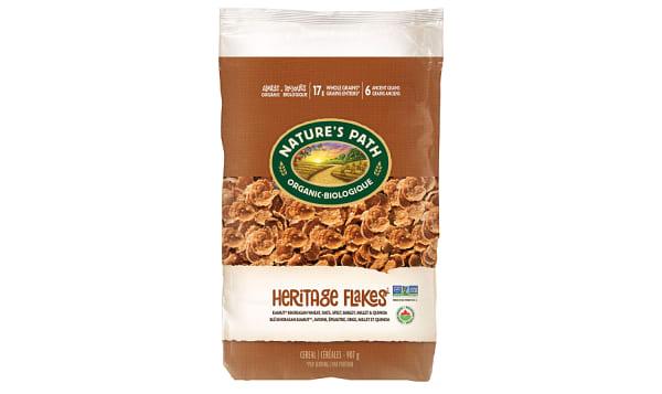 Organic Heritage Flakes, Eco-Pac