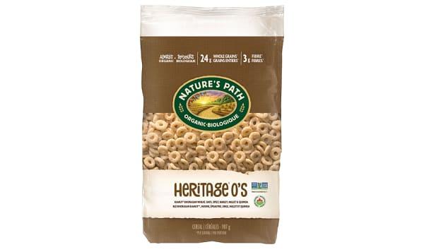 Organic Heritage O's, Eco-Pac