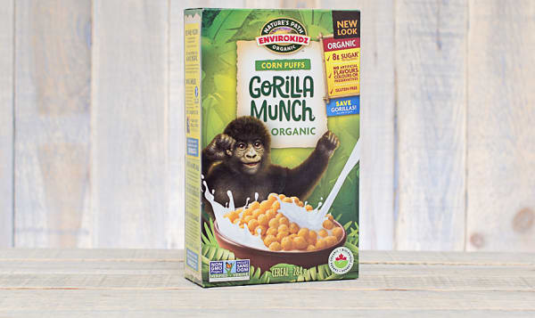 Organic Envirokidz Gorilla Munch