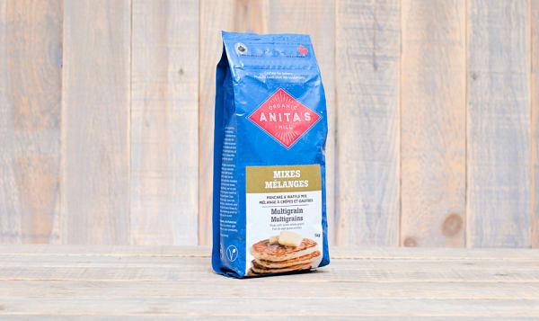 Organic Multigrain Pancake/Waffle Mix