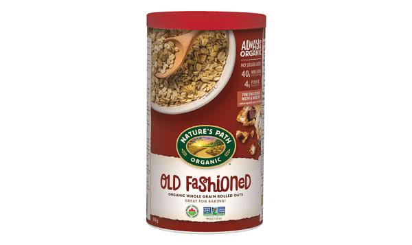 Organic Old Fashioned Oats