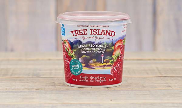 Pacific Strawberry Yogurt