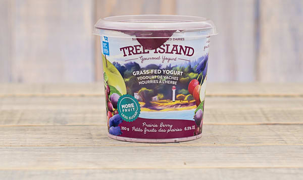 Prairie Berry Yogurt