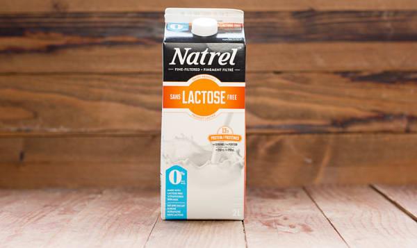 Lactose Free Skim Milk