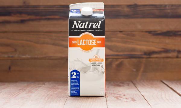 Lactose Free 2% Milk