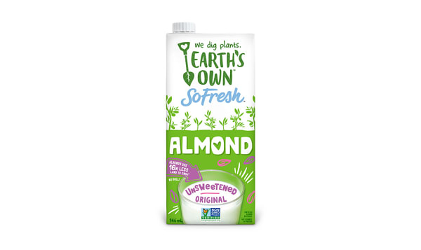 Almond Milk - Unsweetened