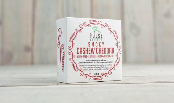 Smoky Cashew Cheddar