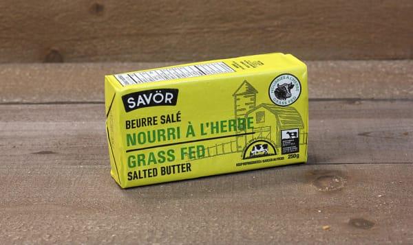 Grass Fed Salted Butter