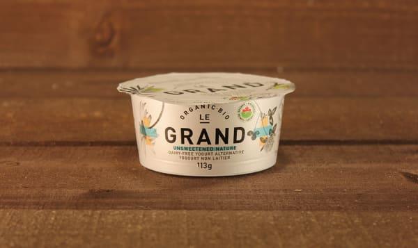 Organic Vegan Yogurt - Plain