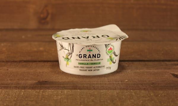 Organic Vegan Yogurt - Vanilla