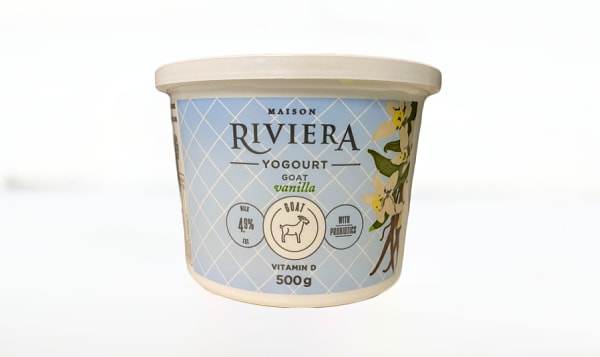 Goat Yogurt - Vanilla