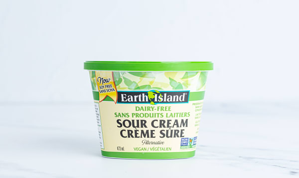 Dairy-Free Sour Cream Alternative