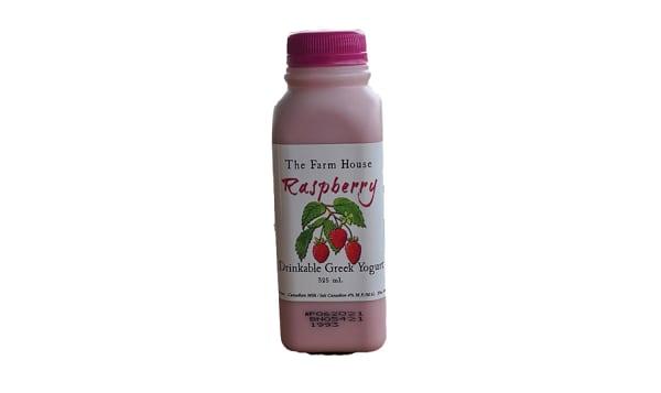Drinkable Greek Yogurt - Raspbery