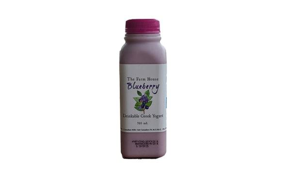 Drinkable Geerk Yogurt - Blueberry
