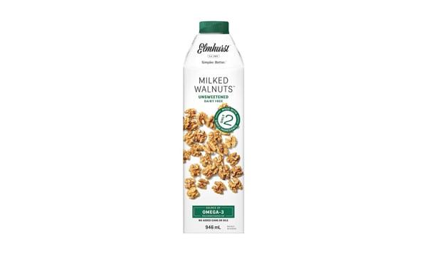 Milked Walnuts, Unsweetened