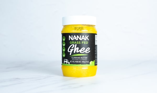 Organic Grass-Fed Cow Ghee