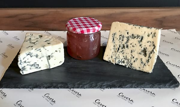 Two Blue + Preserve Pairing