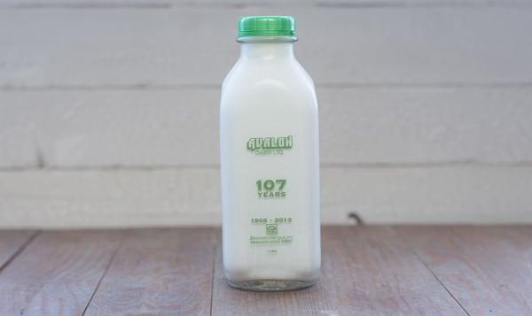 Organic Cereal Cream - 10% MF