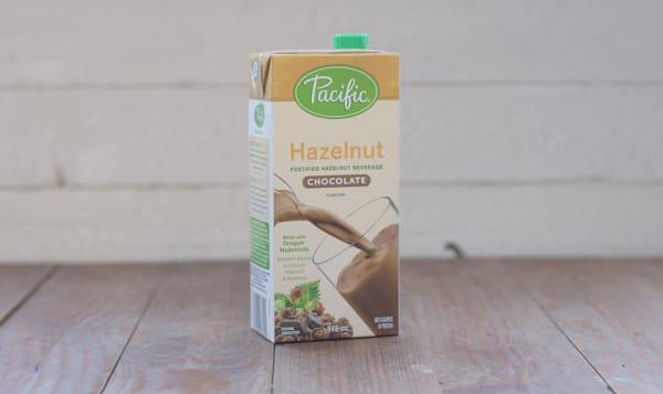 Chocolate Hazelnut Beverage