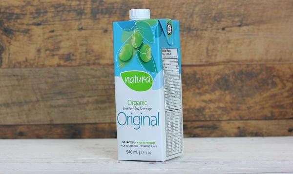 Organic Original Enriched Soy Beverage