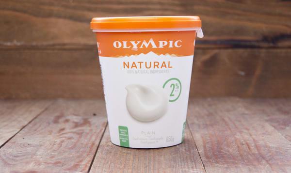 Plain Yogurt - 2% MF