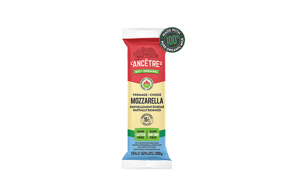 Organic Mozzarella 15% MF