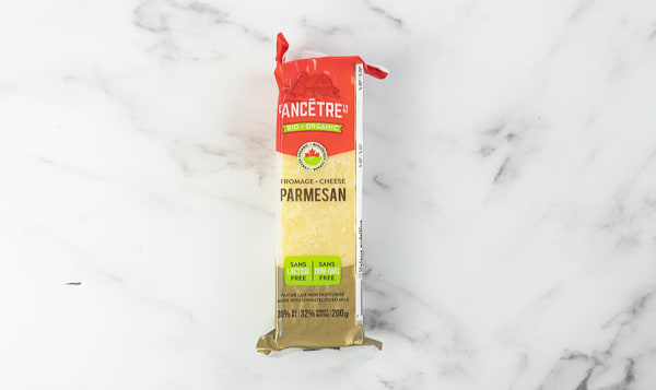 Organic Parmesan Block Cheese