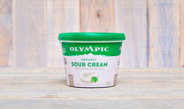 Organic Sour Cream