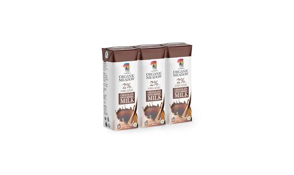 Organic 2% Chocolate UHT Milk