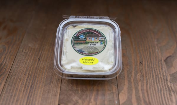Fromage Frais Cheese - 18% MF - SPCA certified