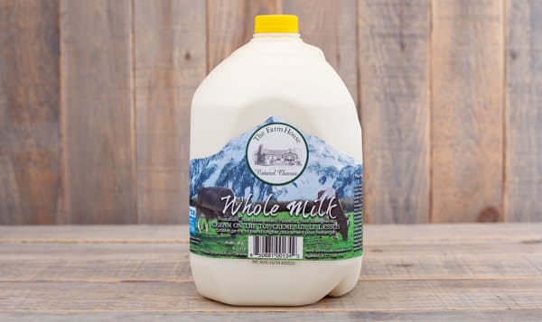 Grass Fed Milk - 4%