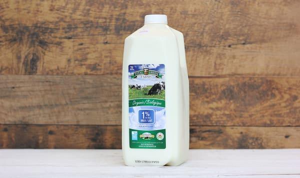 Organic 1% Milk